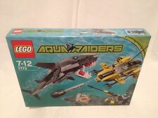 Lego Aqua Raiders 7773 Tiger Shark Attack NEUF 1 édition