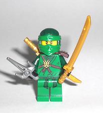 Lego Ninjago Lloyd minifigure w/ weapons new 70596  Samurai X Cave Chaos