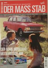 Der Maßstab - Modellfahrzeug-Magazin - 05 / 2010