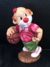 Clown Figurine Very Detailed Without Any Damage Unmarked Cheers You Up
