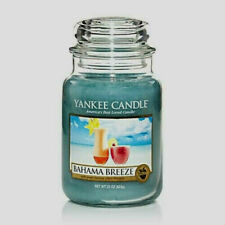 New YANKEE CANDLE Large 22 oz. Jar Bahama Breeze Fruit Collection Scented