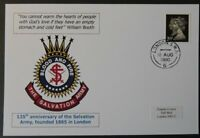 125th anniversary of the Salvation Army postal card organisations