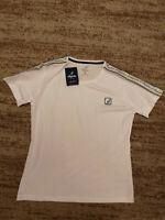 Australian T-Shirt IN COTONE CON BANDA Neu mit Etikett! Gr.;GER;40/INT;L