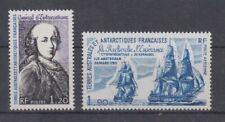 Navires Français Zones dans La Antarctique Taaf 140/41 (MNH)