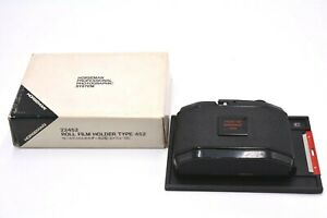 【N.MINT w/ Box】 Horseman Roll Film Back Holder  6x7 10EXP/120 for 4x5 from Japan