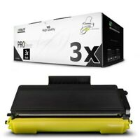 3x MWT Pro Toner Compatible Para Brother HL-5250-DNLT MFC-8460-N MFC-8860-DN