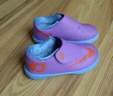 Nike kd Kevin Durant Vi Purple Blue Red Velcro Closure Toddler Girls Sz 8 C Rare