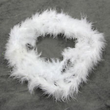 EG_ 2M Feather Boa Strip Fluffy Costume Hen Night Dressup Wedding Fancy Party Gr