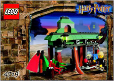LEGO 4719 - HARRY POTTER - QUALITY QUIDDITCH SUPPLIES - 2003 - NO BOX