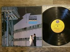 Depeche Mode Some Great Reward -G+/Vg Synth Pop Sire 1-25194 Sleeve 1St Press
