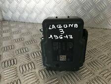 Bloc Hydraulique Pompe ABS - RENAULT LAGUNA III (3) - Réf : 476602071R