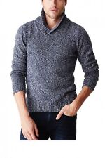 GUESS Milpas Marled Men's Pullover Sweater Size M