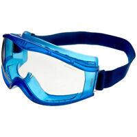 Dräger Vollsicht-Brille X-pect 8500 Überbrille für Brillenträger mit Kopfband