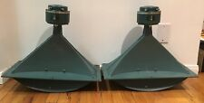 Altec 806A Horn Drivers And H-811-B Horn 16 Ohms * Pair *