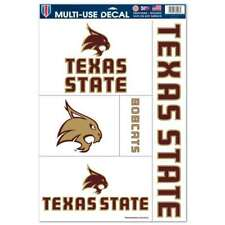"""NCAA Texas Longhorns Wincraft Camouflage 8/""""x 8/"""" Perfect Cut Peel-Off Decal NEW!"""