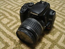 Very Nice Canon EOS XTI 400D 10MP Digital SLR Camera with 18-55mm Lens