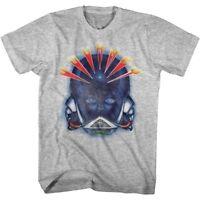 Journey Frontiers Album Cover Art Alien Head Men's T Shirt Rock Band Tour Merch
