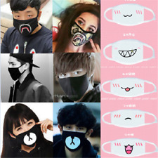 Warm Shark Winter Mouth Anti-Dust Flu Face Mask Unisex Surgical Respirator Mask