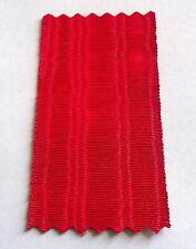 Petit ruban 70 mm pour confection de rappel, Légion d'honneur, ancien tissage.