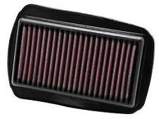 K&N AIR FILTER FOR YAMAHA YZF R125 125 2008-2015 YA-1208