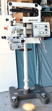 Leica Wild M691 MEL48 Surgical Microscope With Dual Binoculars & 200mm Objective