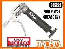 TOLEDO 305222 - MINI PISTOL GREASE GUN - SINGLE HAND OPERATED PISTOL GRIP PULL
