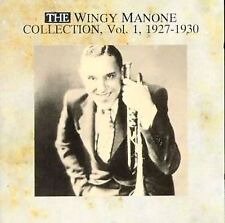 The Wingy Manone Collection, Vol. 1 (1927-1930) - CD
