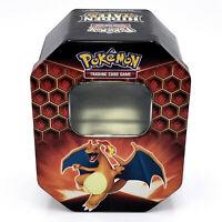 (Empty) Charizard - Hidden Fates Tin - Pokemon Cards Storage
