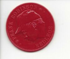 1959 Armour Coins Frank Robinson Redlegs Red