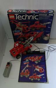 lego technic 8064 - kit universel avec moteur 9V