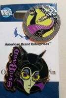 Disney Pins Maleficent Spell Bound #107921 & Maleficent Dragon #90947 Traded