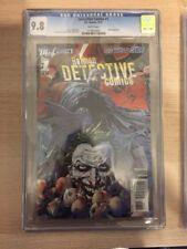 Detective Comics 1 New 52 CGC 9.8