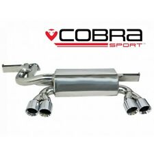 Cobra Sport BMW E46 323i Performance Rear Exhaust 2.5/""