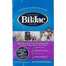 BIL-JAC 319061 Reduced Fat Dry Food for Dogs 30-Pound