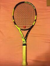 "Babolat Pure Aero Team Tennis Racquet 4"" Grip"