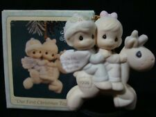 Precious Moments Ornaments-1'ST Christmas Together-Limited Edition 1994