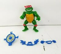 """Vintage TMNT 1989 Wacky Raphael Teenage Ninja Mutant Turtles Action 5"""" Figure"""