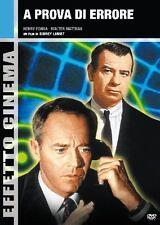 Angriffsziel Moskau - Walter Matthau, Henry Fonda - Fail Safe DVD