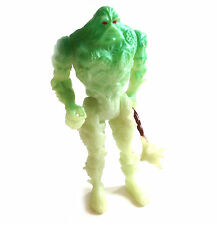 "Vintage década de 1980 DC Comics Swamp Thing 5"" Figura Rara, Superman, Batman, Flecha"