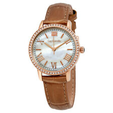 Guy Laroche Far East White Mother of Pearl Dial Ladies Watch L2013-02
