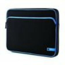 HP Onyx Blue 16 Inch Notebook Laptop Neoprene Sleeve with Handle WY614AA