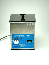 Ultra Sonic Cleaner LC 20H for Gemstones Jewelry Coins