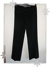 A - Pantalon Habillé Noir en  Strech  Cop Copine Modèle Cordi Taille 36
