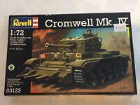 Revell 1/72 Scale 03123 Cromwell Mk. IV Tank Model Military Kit