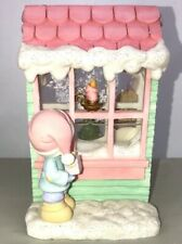 Precious Moments Christmas Windows of Wonder 112420 Figurine in box