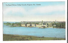 Royal Military College Grounds Kingston Ontario, Canada PPC, Unposted
