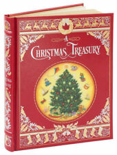 *New Leatherbound Sealed* A CHRISTMAS TREASURY (2017)
