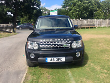 LAND ROVER DISCOVERY 4 HSE 3,0 TDV6