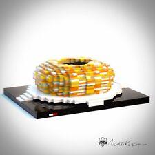 Custom Moc LEGO MICRO scale Model of 1000 bricks of Your Idea -like Architecture