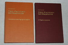 Van Farman tot Neptune Volume 1 & 2 by Hugo Hooftman (1964, 1965, Hardcovers)